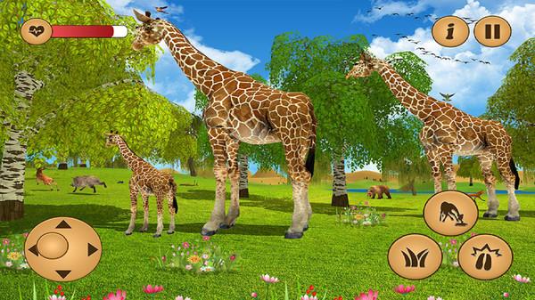 长颈鹿模拟器截图