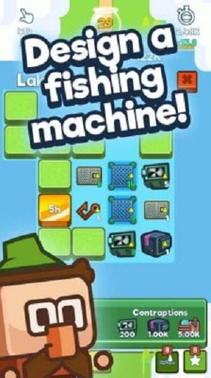 点击钓鱼截图