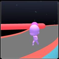 道路赛跑3D