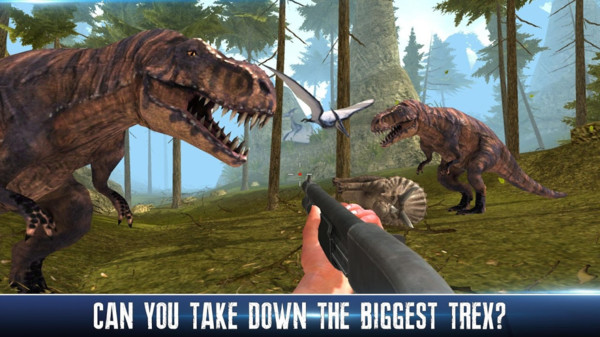 恐龙猎人挑战赛2020截图