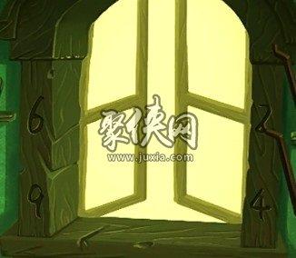 《糖果森林逃脱》攻略第一章