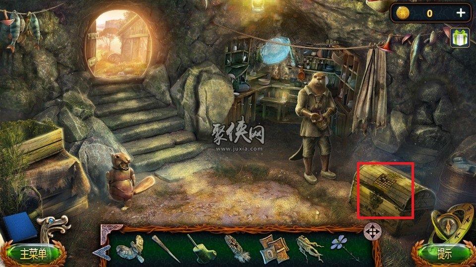 《密室逃脱18移动迷城》图文详解攻略合集第六部分6