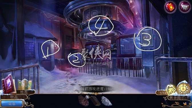 《密室逃脱21遗落梦境》图文详解攻略第五部分5