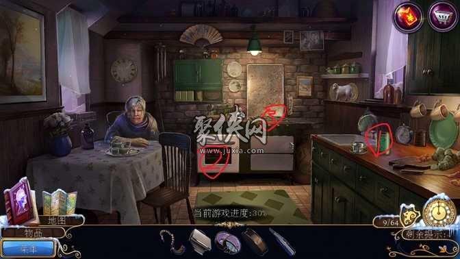 《密室逃脱21遗落梦境》图文详解攻略第七部分7