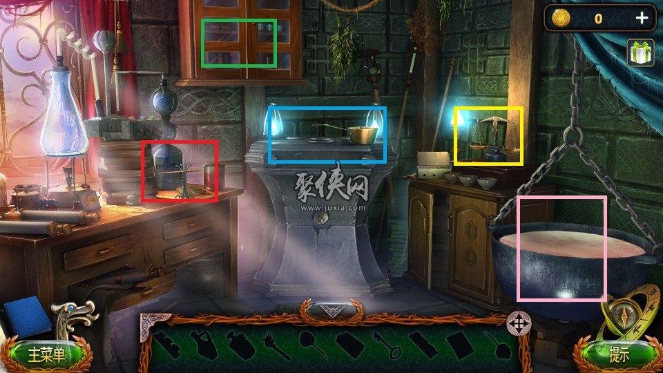 《密室逃脱18移动迷城》图文详解攻略合集第十部分10