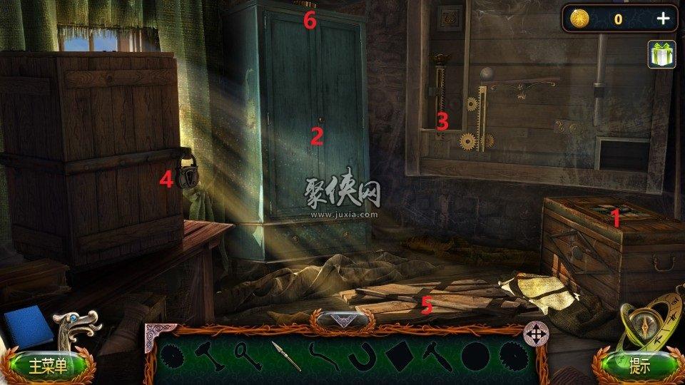 《密室逃脱18移动迷城》图文详解攻略合集十二部分12