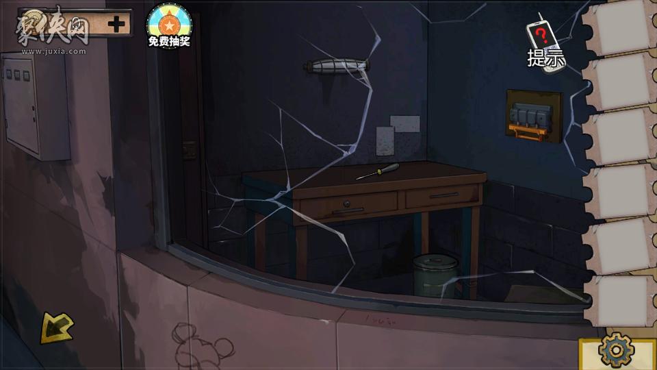 《密室逃脱绝境系列11游乐土》图文攻略第一章