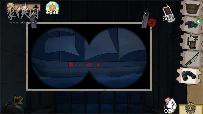 《密室逃脱绝境系列11游乐园》图文攻略第十二章