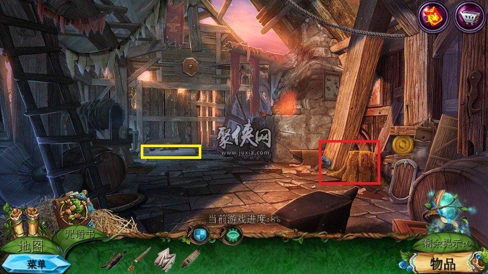 《密室逃脱7环游世界》图文详解攻略第二部分2