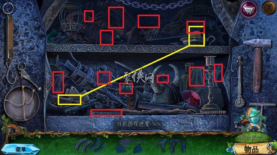 《密室逃脱7环游世界》图文详解攻略第十一部分11