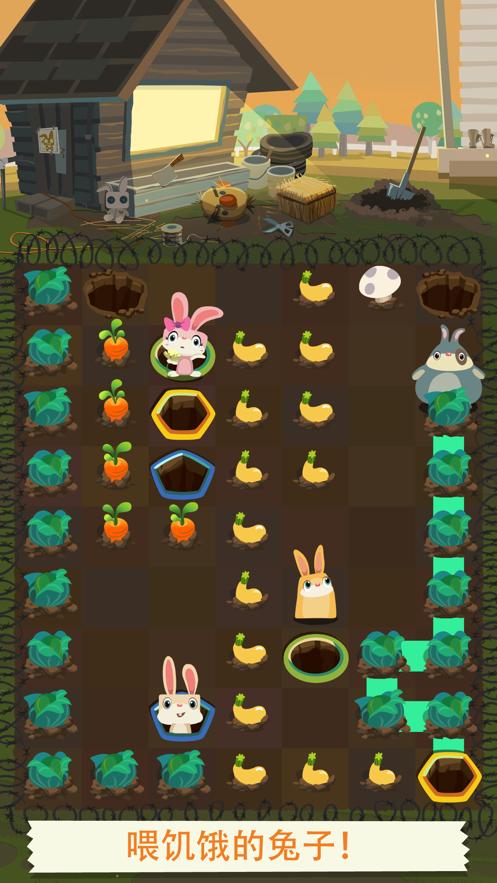 天天养兔子APP截图
