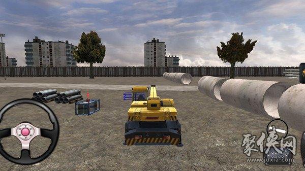 大型起重机操作模拟器