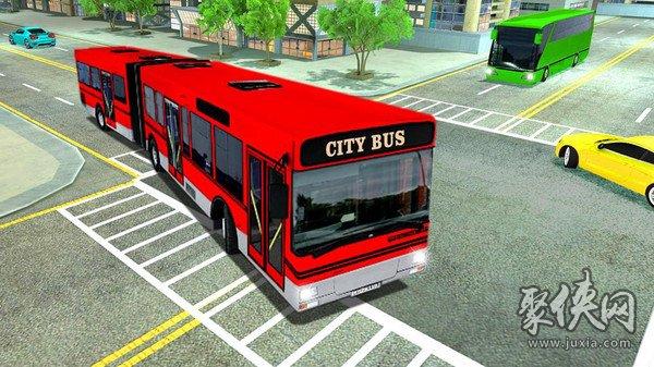 豪华巴士停车场模拟器2019