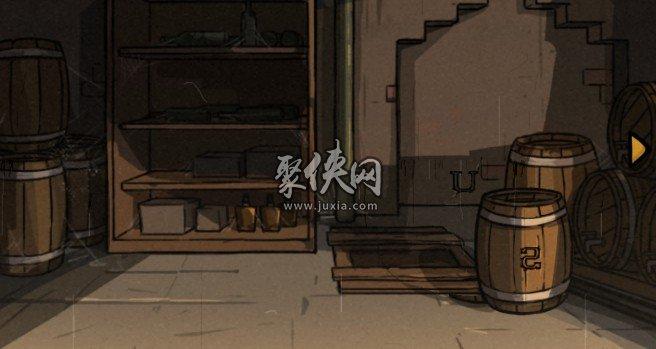 《视觉错乱诡船谜案前传》图文详解攻略第三部分3