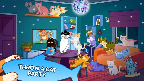 猫咪派对截图