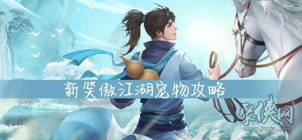 新笑傲江湖宠物系统怎么玩 宠物系统玩法攻略