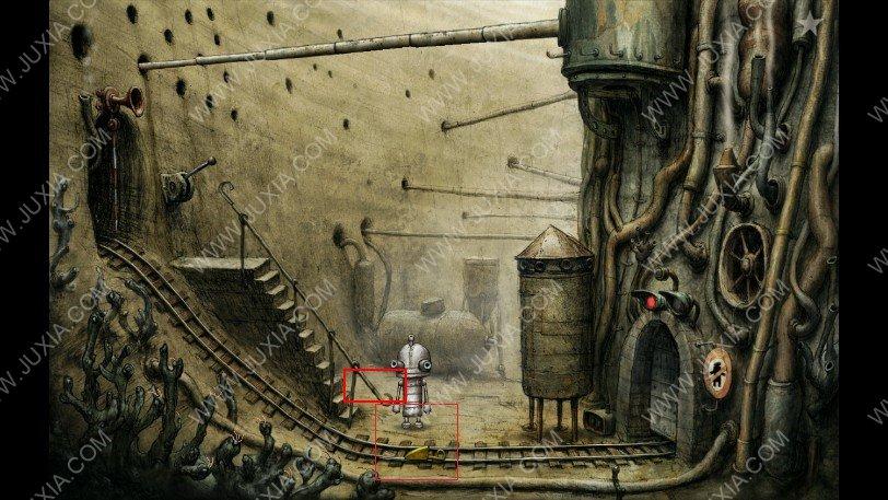 机械迷城图文详细攻略第三关