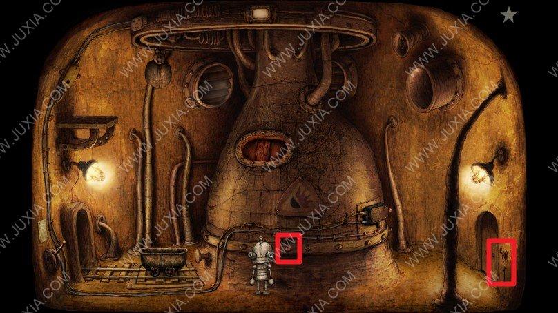 机械迷城图文详细攻略第四关
