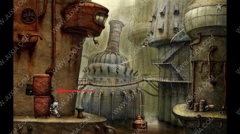 机械迷城图文详细攻略第七关