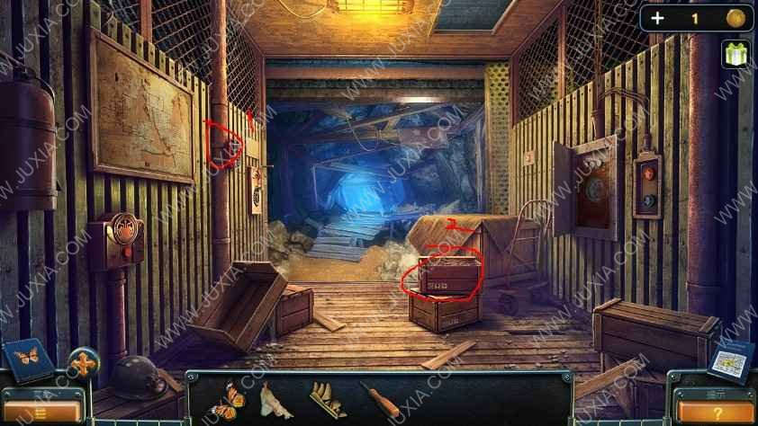 密室逃脱14帝国崛起图文详细攻略第一章1