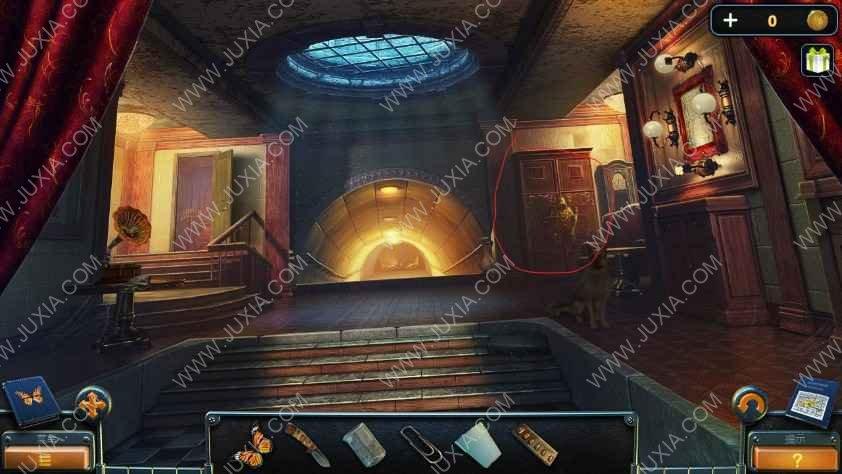 密室逃脱14帝国崛起图文详细攻略第二章2