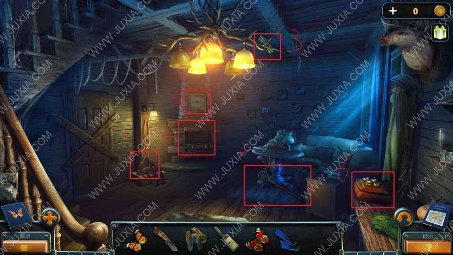 密室逃脱14帝国崛起图文详细攻略第五章5