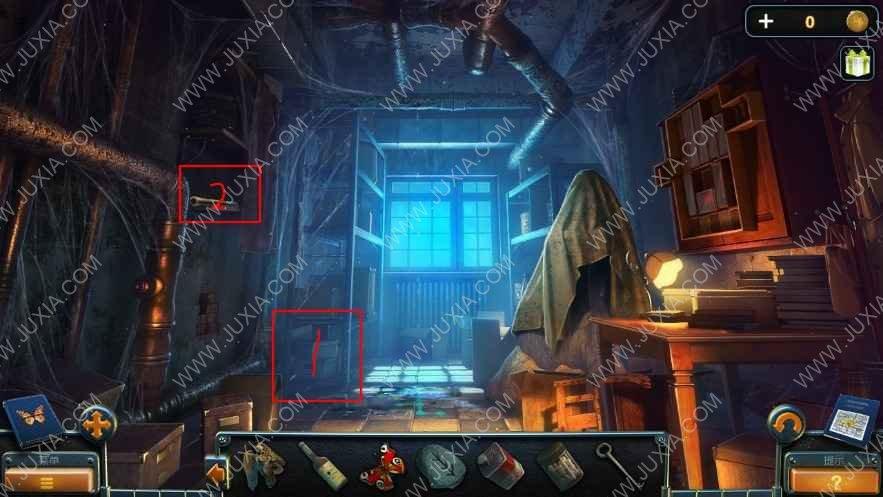 密室逃脱14帝国崛起图文详细攻略第六章6