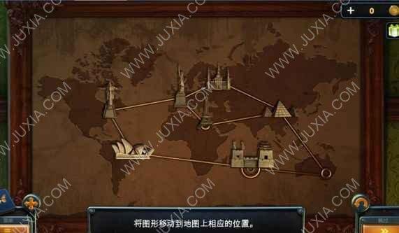 密室逃脱14帝国崛起地图小游戏解法
