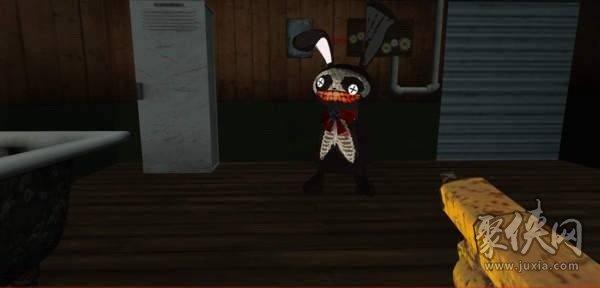 可怕的兔子