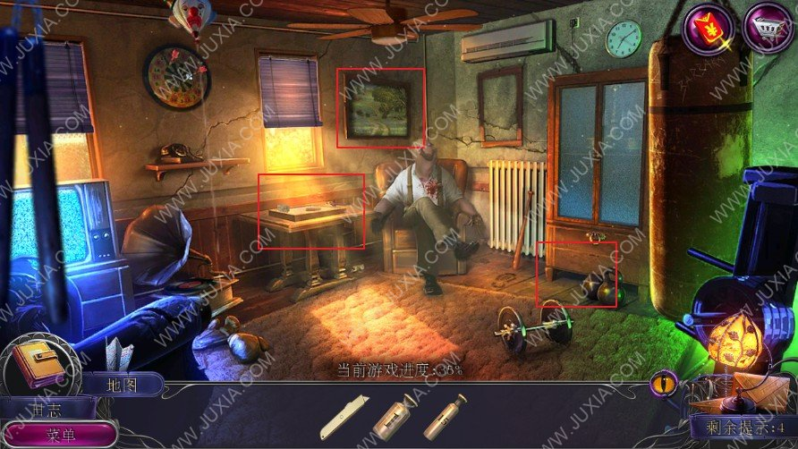 密室逃脱19离奇失踪图文详细攻略第四章