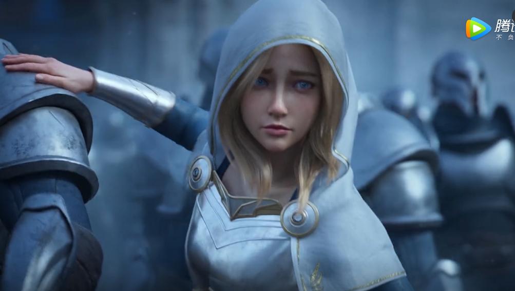 英雄联盟S10最新CG动画《战士》解析