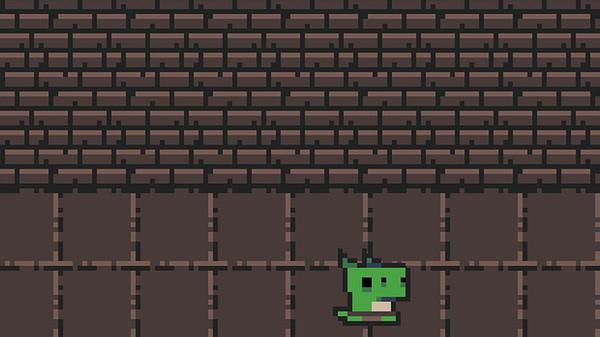 蜥蜴跑酷截图