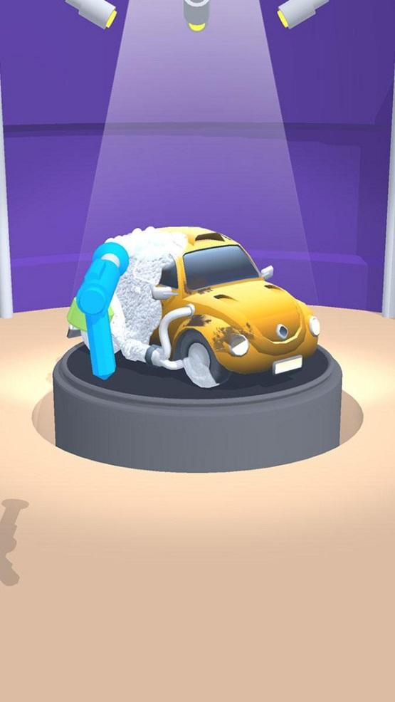 泡沫汽车截图
