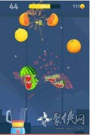 手里剑切水果贼6