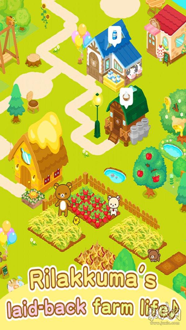 轻松小熊农场