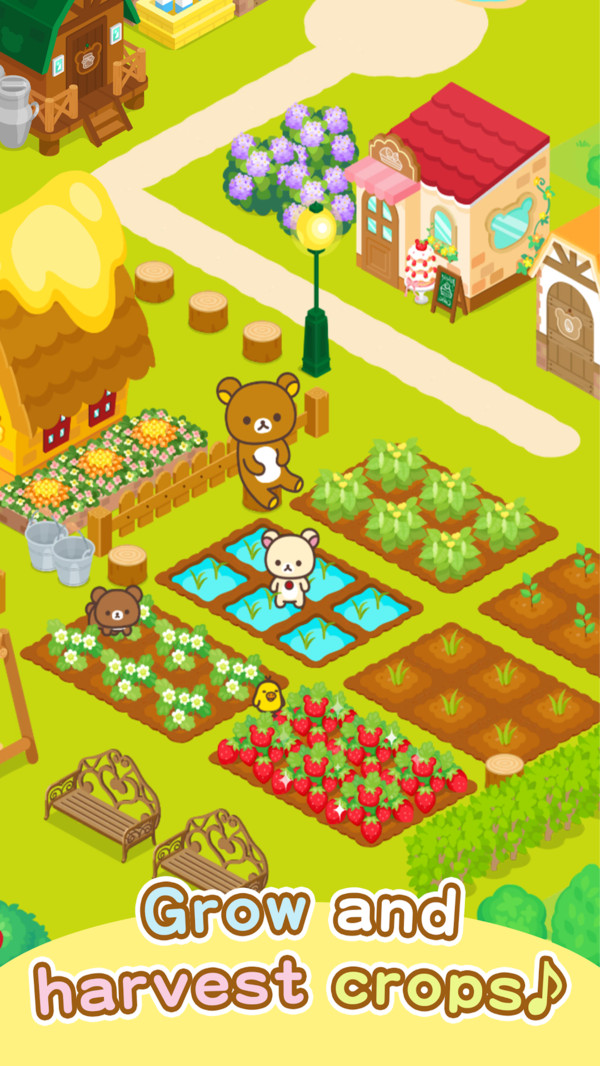 轻松小熊农场截图