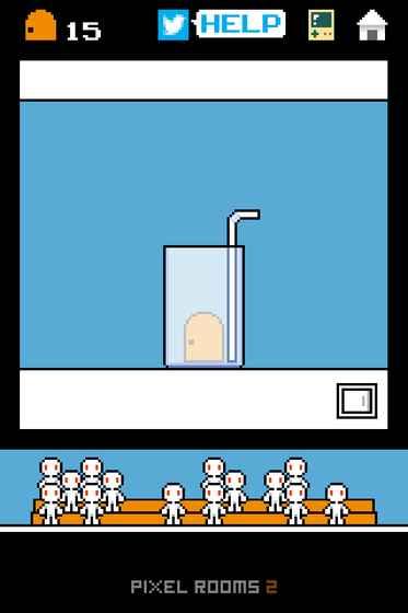 Pixel Rooms2截图