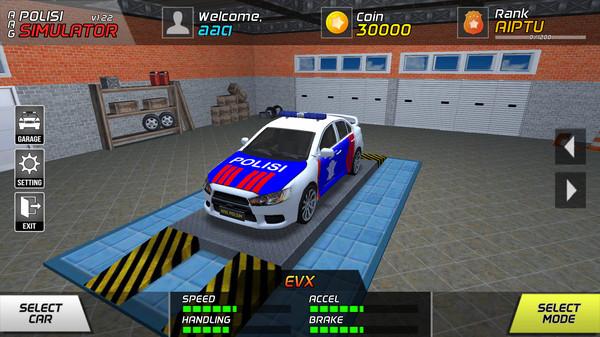 AAG警车模拟器截图