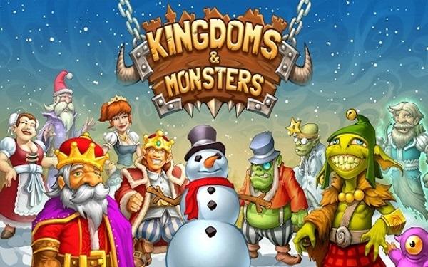 王国与怪兽截图