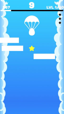 疯狂降落伞截图