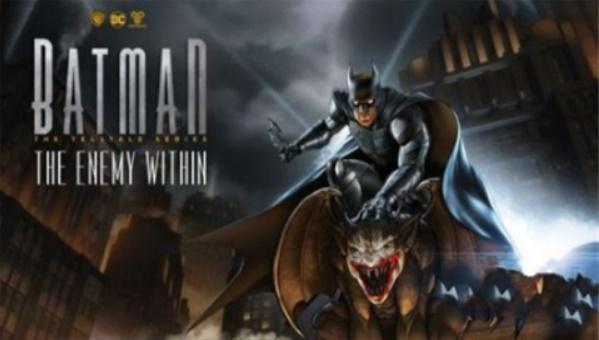 蝙蝠侠:内部敌人截图