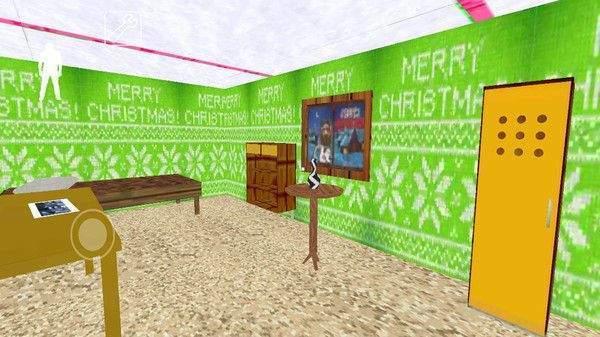 惊悚圣诞老人奶奶截图