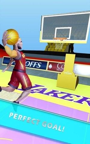 篮球狂热之星截图