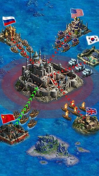 海洋战争九游版截图