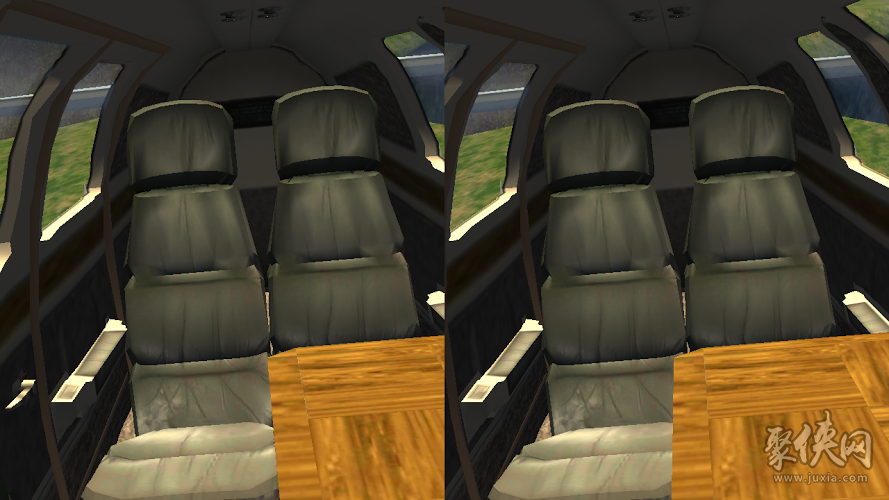 飞行模拟VR
