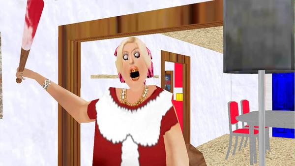 恐怖圣诞老人奶奶截图