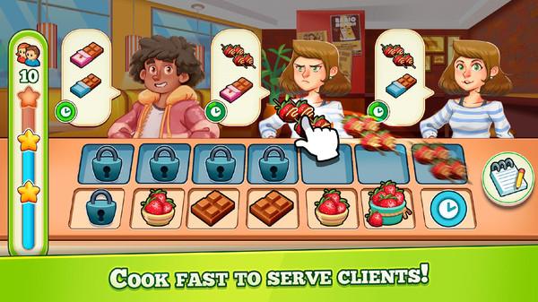 面包店游戏截图