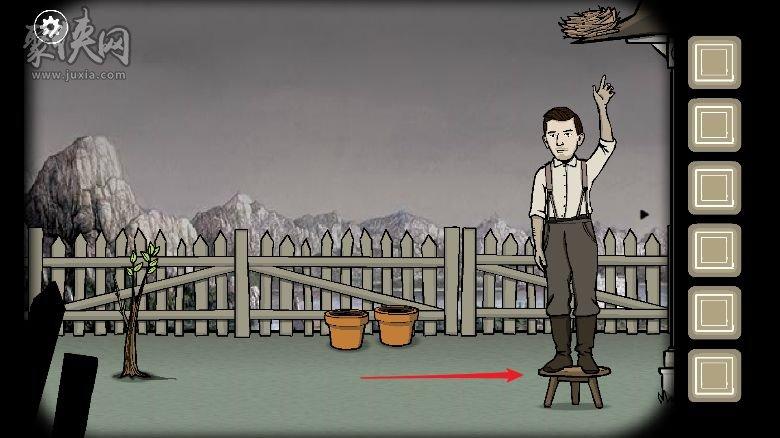 《锈湖:根源》完整图文通关攻略第二关2