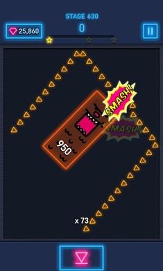 砖块粉碎者:甜蜜怪兽截图