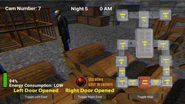 夜间博士模拟器截图